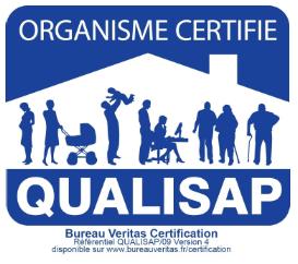 Le réseau Millepatte certifié Qualisap